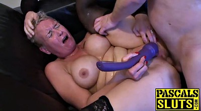 Bdsm mature, Shorts, Treatment, Short haired mature, Mature bdsm, Chubby anal