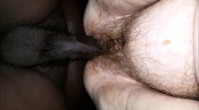 Daddy, Hairy wife, Bbw hairy, Pussy close, But, Big but