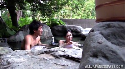 Japanese threesome, Hot spring, Japanese hot, Big tits japanese