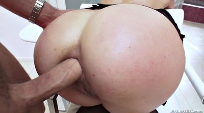 Big ass, Cherie deville, Bbw ass, Devil, Throbbing, Big butt anal