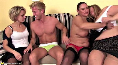 Mom gangbang, Mom sex, Granny sex, Mom boy, Tit, Old big