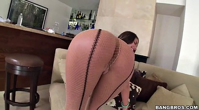 Huge asses, August ames