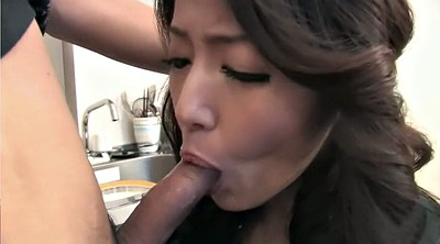 Japanese mature, Japanese wife, House wife