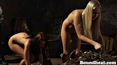 Slave girl, Bdsm training