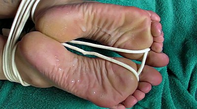 Sole, Bondage foot, Bondage feet, Blindfold