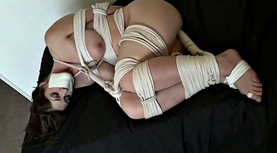 Tied up, Jane, Rope