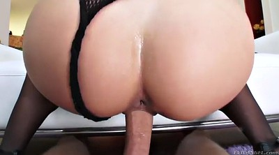 Riding, Anal asian