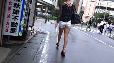 Walking, Walk, Sexy babe