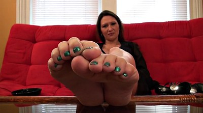 Prostate, Feet fetish