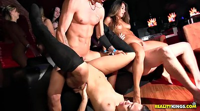 Orgy, Ride, Club, Hairy lesbian, Night party, Hairy orgy