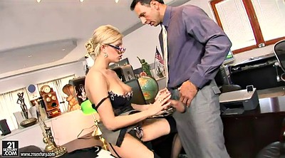 Office anal, Moaning