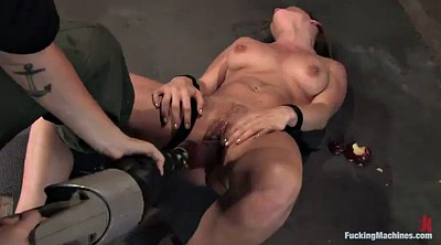 Model, Anal solo, Anal machine