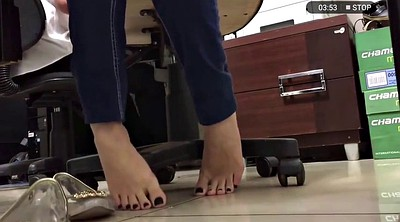 Foot, Shoeplay, Flat, Flats