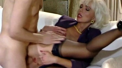 Queen, First anal, Vintage double, Vintage anal, First dp
