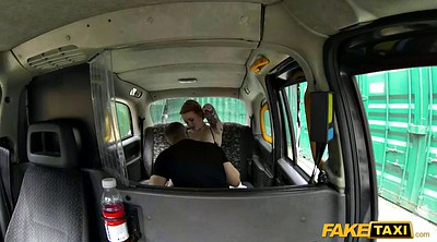 Taxi, Redhead creampie
