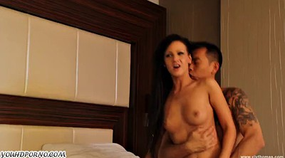 Boss, Asian busty, Asian black, Asian and black, Busty wife, Boy wife