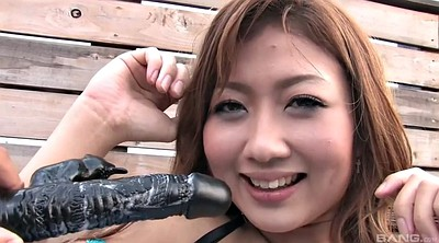 Outdoor japanese, Lick pussy, Japanese outdoor