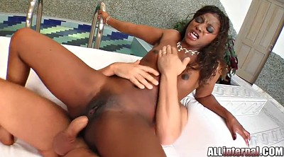 All internal, Internal, Black anal, Blowjob cum