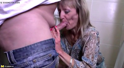 Piss, Young fuck, Mom pissing, Fuck granny
