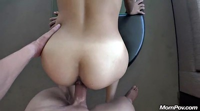 Anal, Mom pov, Analized, Milf pov