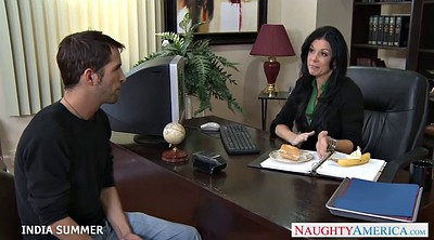 India summer, Indian office