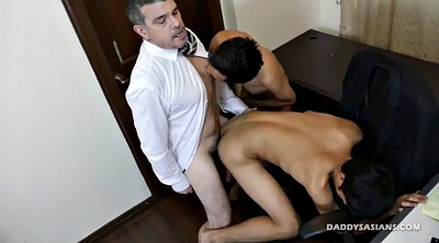 Old, Asian granny, Old and young, Old gay, Daddy gay, Asian office