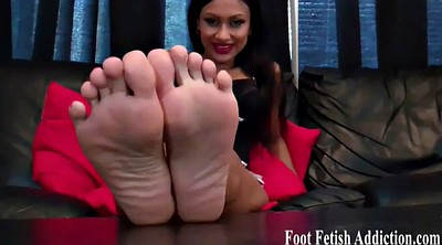 Teen foot, Feet lick