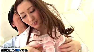 Japanese nurse, Japanese doctor, Japanese blowjob