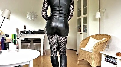 Masturbation, Leather