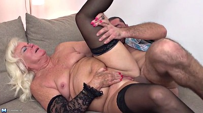 Taboo, Granny mature, Granny blowjob