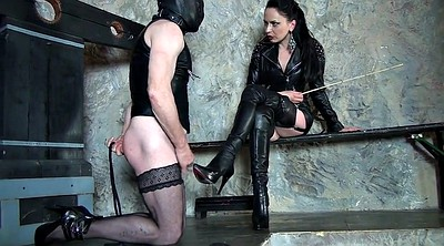 Leather, Spanked, Spanks