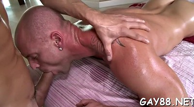 Oil massage, Gay massage