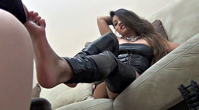 Fetish, Asian foot