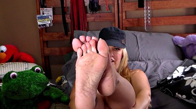 Foot fetish, Dirty feet, Femdom licking