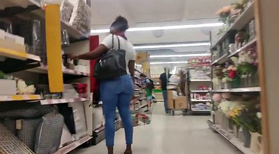 Big booty, Jeans, African, Booty