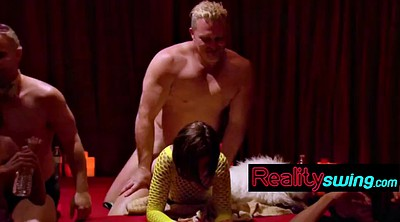Reality show, Reality, Swingers couples