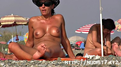 Beach, Naked, Nudist