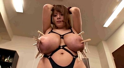 Hitomi, Torture, Tit torture