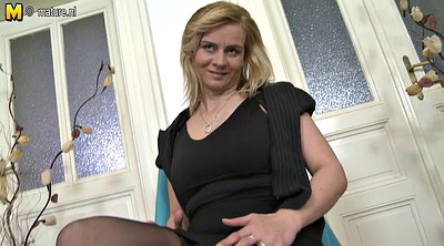 Hot mom, Granny mature