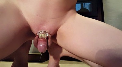 Chastity, Prostate, Cage, Caged