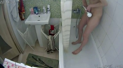 Girl, Hidden, Hidden shower, Hidden masturbation, Shower girl, Two girls