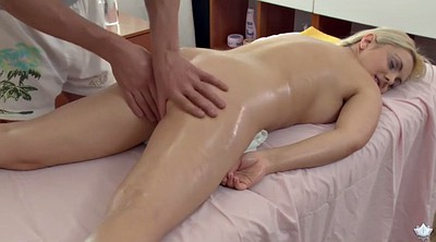 Oil, Rough, Sweet, Vibrator massage, Oil massage