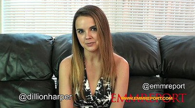 Interview, Dillion harper