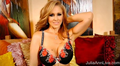 Julia ann, Red milf, Ann, Milf anne