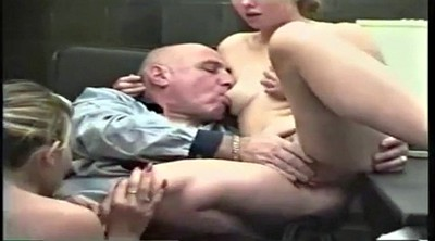 Hairy young, 日本old, Young and old, Teen threesome, Granny threesome, Young n old