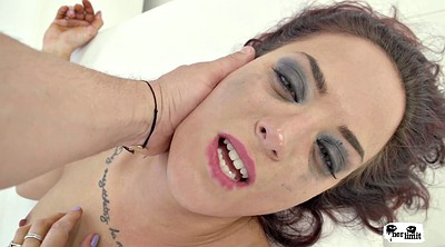 Latex, Small tits anal