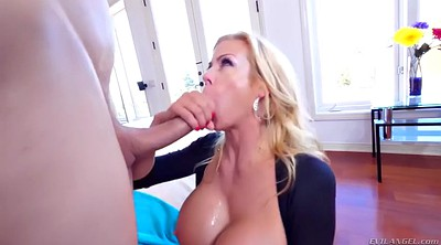 Busty mature, Mature big tits, Blonde stepmom, Hypnosis, Busty stepmom, Blonde mature