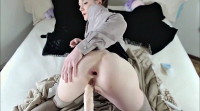 Daddy anal, Cum on ass