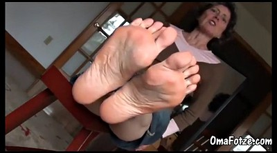 Granny feet, Mature feet, Bbw feet, Mature bbw, Bbw video