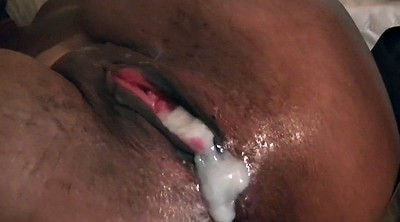 Cuckold, Close up creampie